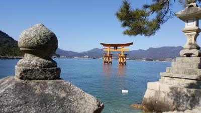 広島で二つの世界遺産を見たーい!(2018.02広島・後編)