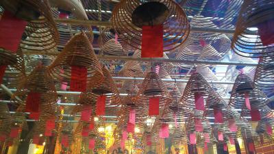 母と二人で初香港旅  2泊3日 鉄板観光地と夜景の旅