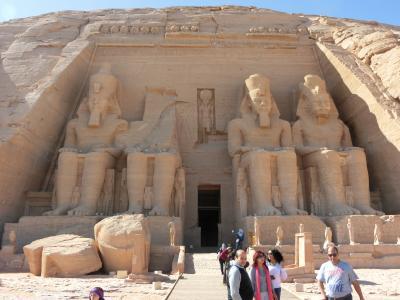 ベストシーズン・冬のエジプト8日間の旅 ④ カイロ~アスワン~アブシンベル~アスワン