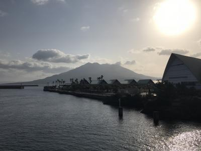 実質1日間の鹿児島観光 桜島~鹿児島~指宿