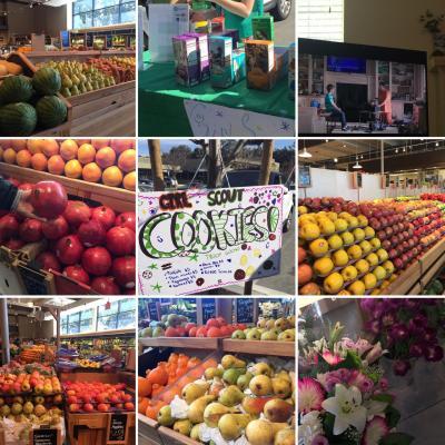 パロアルト SFC & JGC スーパーマーケットに地元ごはんのアクロニムでするw