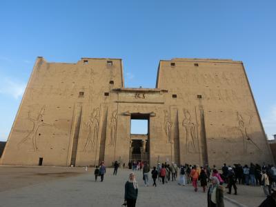 ベストシーズン・冬のエジプト8日間の旅 ⑥ エドフ~エスナ
