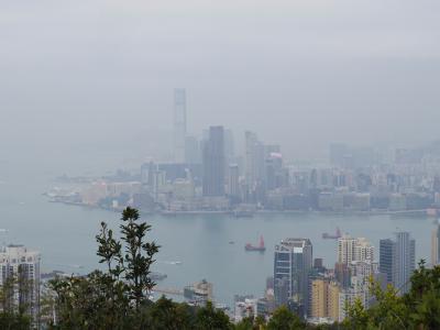 春節前の香港出張:香港島街歩き~帰国編