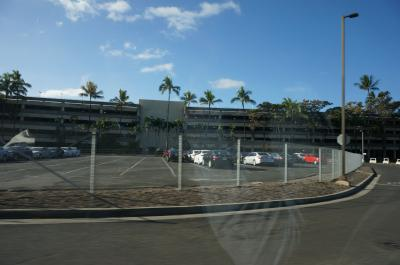 2018年HAWAII 両親連れ家族旅行②1日目