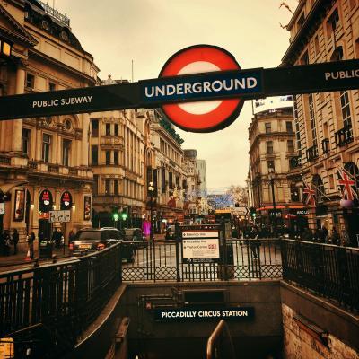 息子よ、世界を見に行こう!「London」