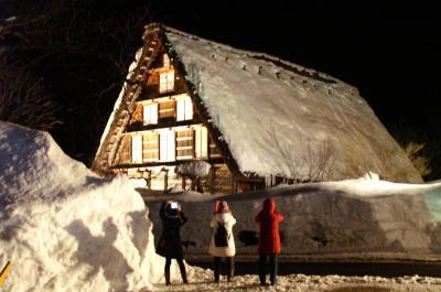 幻想的な雪景色「白川郷」!!高山の高台に佇む五つ星の宿「ホテルアソシア高山リゾート」に憩う