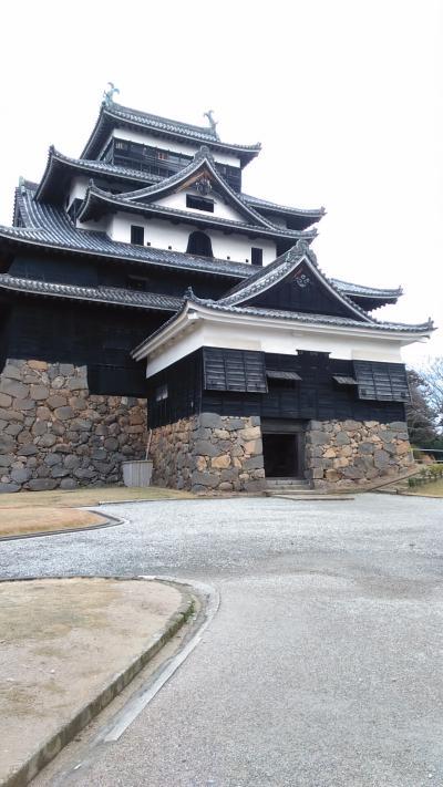 ②山陰弾丸 [鳥取・島根] 松江~須衛都久神社~松江城