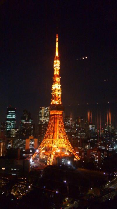 ちょっぴり贅沢ホテルステイ@ザ・プリンスパークタワー東京