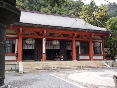 晩夏の京都ひとり旅【2】一日目・貴船から鞍馬寺へ、旅の初めは体力温存ケーブルカーでラクチン参拝