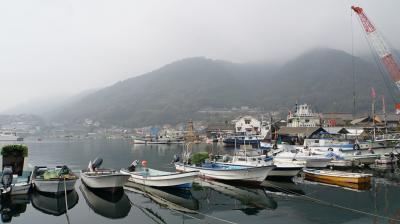 広島への旅: その②鞆の浦の古い街並みを楽しむ。