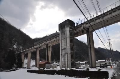 2018年2月おとなびパスの旅4(レンタカーで三江線駅めぐりPt2)