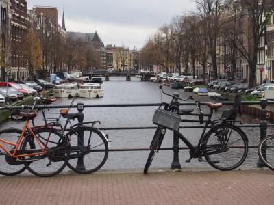 アムステルダムの街歩きと国立博物館