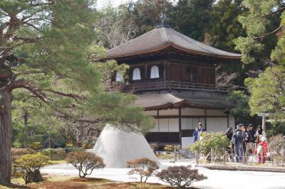 シニア夫妻2組が行く琵琶湖周辺、京都の旅⑤