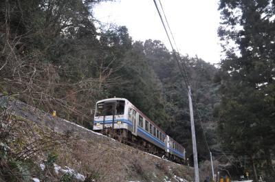 2018年2月おとなびバスの旅6(レンタカーで三江線駅めぐりPt4)