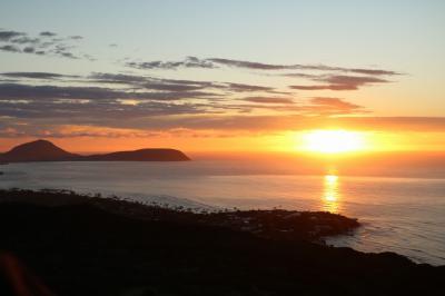 初めてのハワイ4島巡り(その6)ホノルル観光と帰国編