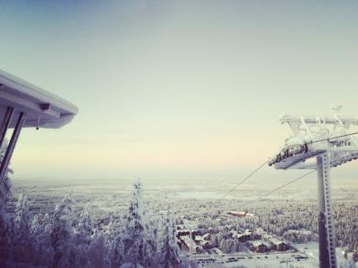 3度目のフィンランド #11 レヴィ② Elves Hideaway(小人の隠れ家)見学、アイスホテル見学