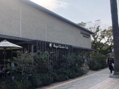 大濠公園のロイヤルガーデンカフェで娘とランチタイムして新しくオープンした六本松421へ行って来ました!