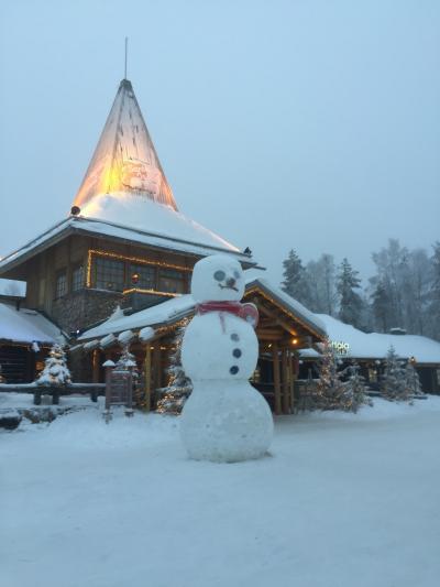 家族でフィンランド旅行 1