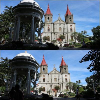 #356 2017、2018年 年末・年始 5年振り2回目のパナイ島イロイロ #5 SM City IloiloからMolo Plaza、Molo Church 今度は16人女性聖人紹介します