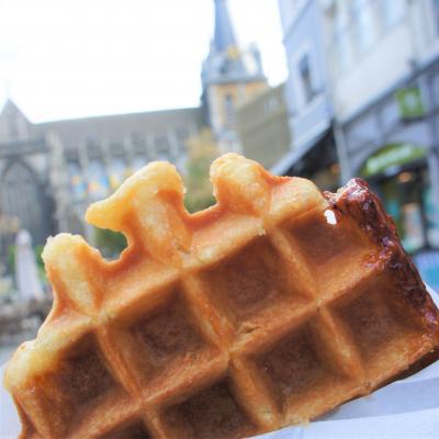 【10】ワッフルが本当に美味しかった☆ベルギー:リエージュ(ヨーロッパ周遊6ヵ国)