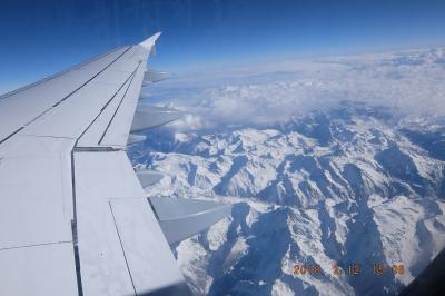 ベネチアからバルセロナまで4ヶ国周遊の旅 №7 帰国便のトラブル