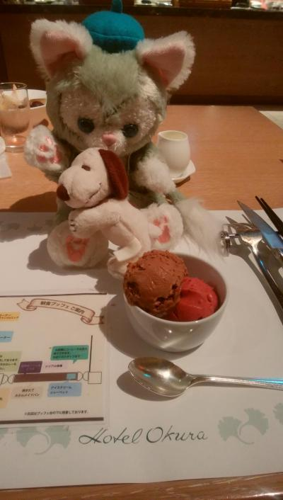 二月博多座花形歌舞伎とホテルオークラ福岡滞在 その4
