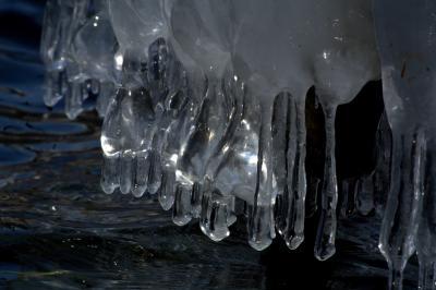 日光・社山雪山ハイクと、中禅寺湖畔の飛沫氷と、全日本氷彫刻奥日光大会。