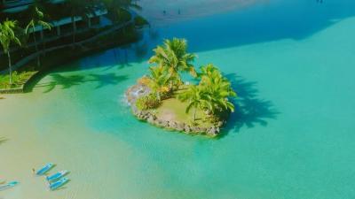ハワイ周遊 ハワイ島&オアフ島 10泊12日 by HGVC