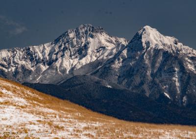 写真好き仲間と霧ヶ峰の冬景色撮影旅行