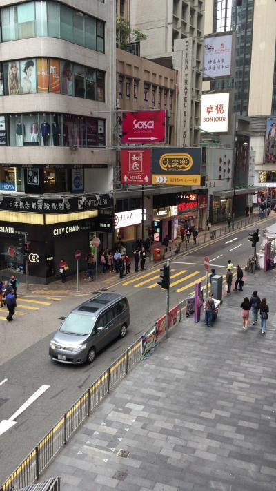 初めての香港★女一人旅 3日目最終日!