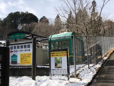 2018年1月 岐阜百年公園散策