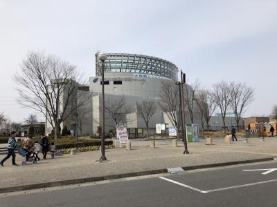 2018年2月 川島オアシスパーク