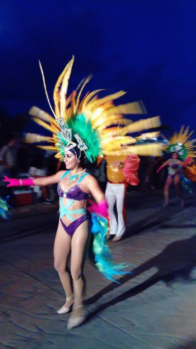 メキシコ3大カーニバル、カリブ最大級のカーニバル。