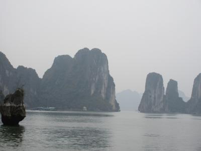世界遺産ハロン湾訪問記、含む鍾乳洞