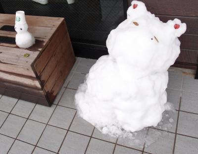 大雪の島根旅行その4 出雲市から松江市へ