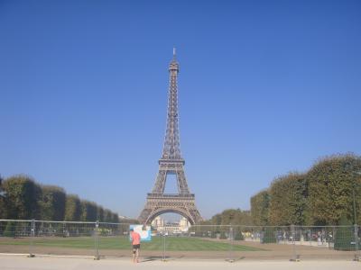 2016年 秋 パリの旅