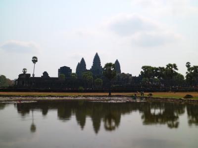 カンボジア3 シェムリアップ-アンコール・ワット、タ・プローム
