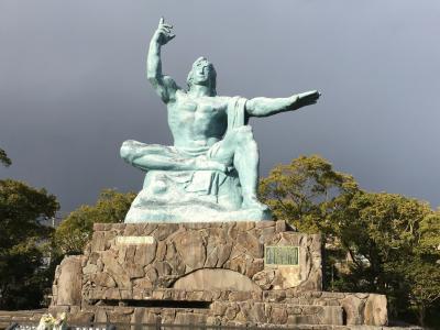 長崎旅行2 グラバー園と平和公園