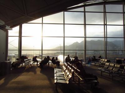 旧正月だよ!娘4カ月 はじめての日本01★大阪★ドキドキの出発!キャセイで香港から関空へ