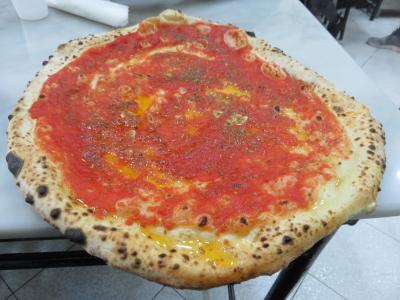 ピッツァを食べるためだけのナポリ旅行!