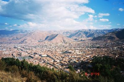 1999年8月、ペルーからボリビアへ。初の南米旅行1(リマからクスコ)
