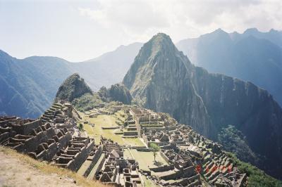 1999年8月、ペルーからボリビアへ。初の南米旅行2 (世界遺産マチュピチュとクスコ→プーノの列車旅)