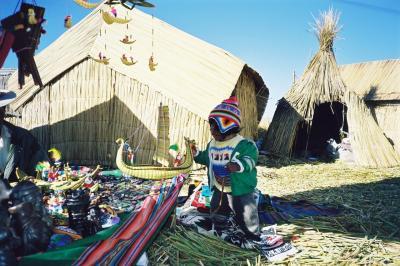 1999年8月、ペルーからボリビアへ。初の南米旅行3(チチカカ湖からボリビアの首都ラパスへ)