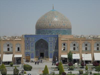 イラン訪問記『世界の半分と呼ばれた街・イスファハーン①』世界最高のイスラム建築のひとつ、イマーム広場