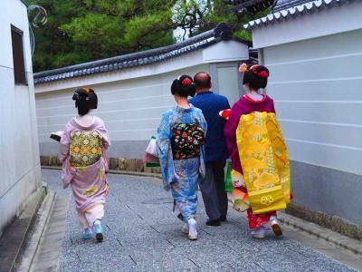 京都おもいでさがし(北野から花園、御室そして四条烏丸界隈)~お寺で泊まって、食べて