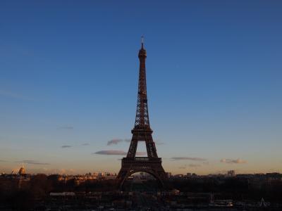 【女子旅】オーソドックスなパリの旅★5日間②