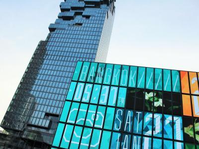 熱気溢れるバンコク!!シティリゾートMAX♪【優雅な空間パンピューリスパ&近未来の奇抜建築物マハ・ナコン】