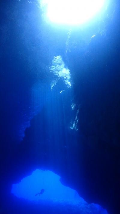 2017年GWロタ島ダイビング旅行
