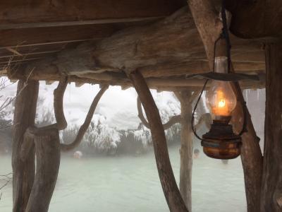 秋田の冬 雪雪雪 乳頭温泉と角館武家屋敷