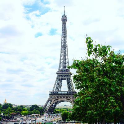 暮らすように旅をする パリひとり旅(1)CDGから市内へ